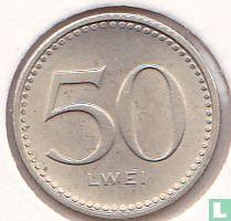 Angola 50 lwei 1977
