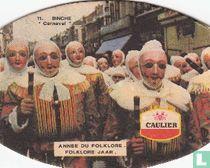 "11. Binche ""Carnaval"""