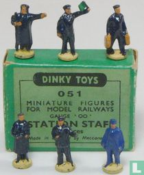 Railway Station Staff