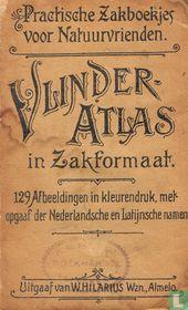 Vlinder-Atlas in Zakformaat