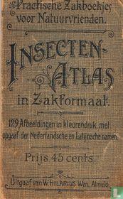 Insecten-Atlas in Zakformaat