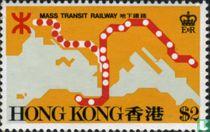 Opening Metro van Hongkong