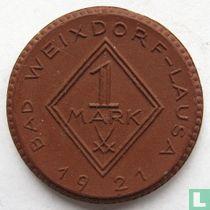 Bad Weixdorf-Lausa 1 mark 1921