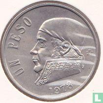 Mexico 1 peso 1978 (open 8)