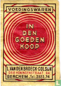 In den goeden koop - L. Van den Broeck