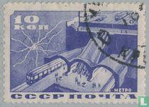 Eerste metrolijn Moskou