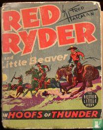 Red Ryder and Little Beaver on Hoofs of Thunder