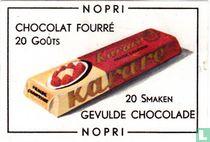 Nopri chocolat fourré