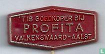 't Is goedkoper bij Profita Valkenswaard-Aalst