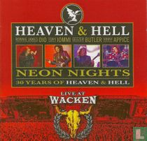 Neon nights live at Wacken
