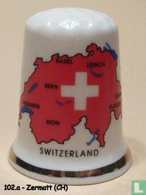 Zwitserland (CH) - Zermatt