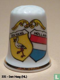 Wapen 2x - Den Haag + Holland