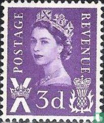 Koningin Elizabeth II - Fosfor