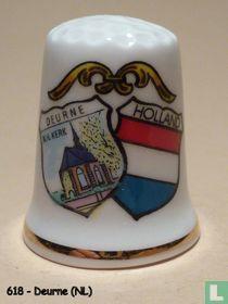 Wapen 2x - Deurne - Holland
