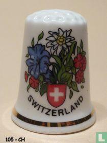 Zwitserland (CH) - Bloemen