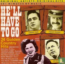 He'll Have To Go - 24 Golden Country Hits