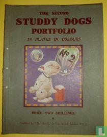 Bonzo's star turns, being the fourth Studdy dogs portfolio