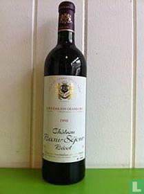 Chateau Beau Sejour-Becot 1998, 1Er Grand Cru Classe B