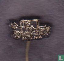 24 CV 1906 [goud op zwart]