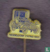 Nesseldorf (Tatra) 1903 [zwart op geel]