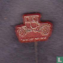 "Cadillac ""H"" 1906 [goud op rood]"