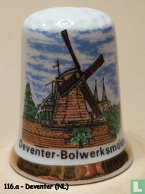 Deventer (NL) - Bolwerksmolen