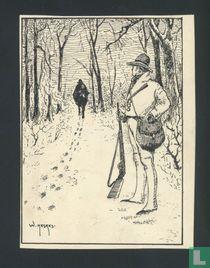 Door de Russische Sneeuwvelden (illustration)