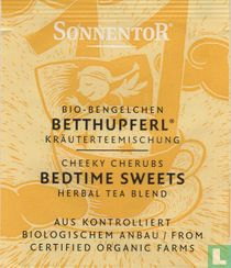 11 Bio-Bengelchen BETTHUPFERL® Kräuterteemiscchung | Cheeky Cherubs BEDTIME SWEETS Herbal Tea Blend