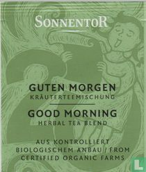 20 GUTEN MORGEN Kräuterteemischung | GOOD MORNING Herbal Tea Blend