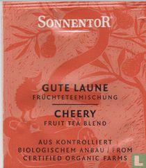 2 GUTE LAUNE Fruchteteemischung | CHEERY Fruit Tea Blend