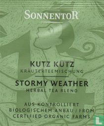 14 KUTZ KUTZ Kräuterteemischung | STORMY WEATHER Herbal Tea Blend