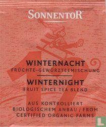 12 WINTERNACHT Früchte-Gewürzteemischung | WINTERNIGHT  Fruit Spice Tea Blend