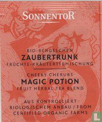 5 Bio-Bengelchen ZAUBERTRUNK Früchte-Kräuterteemischung | Cheeky Cherubs MAGIC POTION Fruit Herbal Tea Blend