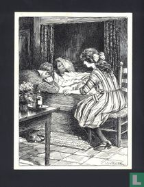 Illness (illustration for unknown edition)
