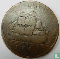 Bermuda 1 penny 1793