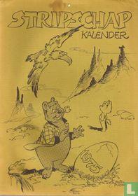 Stripschapkalender 1975