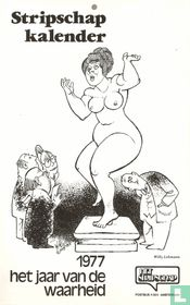 Stripschapkalender 1977 - Het jaar van de waarheid