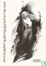 Stripschapkalender 1981