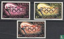 Olympische Spelen Opdruk