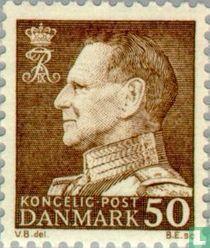 Koning Frederik IX