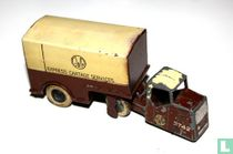 """Railway Mechanical Horse and Trailer """"GWR"""""""