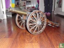 Louis XIV cannon 18th century