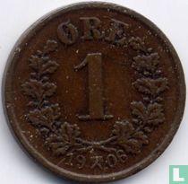 Norwegen 1 Øre 1906