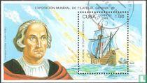 Stamp Exhibition, Genoa