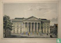 Leeuwarden. Het Paleis van Justitie.