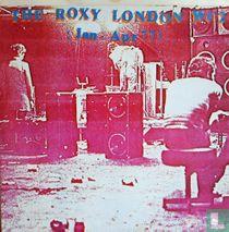 The Roxy London WC2 (Jan - Apr 77)
