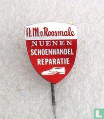 A.M. v. Roosmale Nuenen schoenhandel reparatie