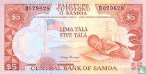 Samoa 5 Tala ND (1985)