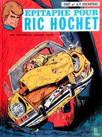 Epitaphe pour Ric Hochet