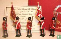 Colours & Escort, The Grenadier Guards